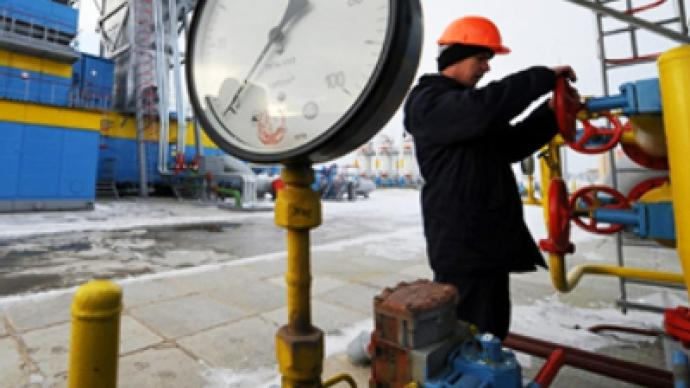 Gazprom warns on Ukraine gas debt