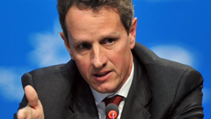 Geithner sent warning about Libor rate in 2008