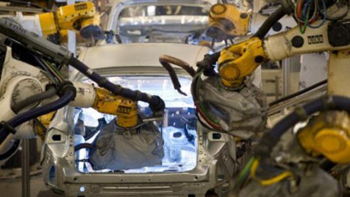 German and UK manufacturing upsets markets