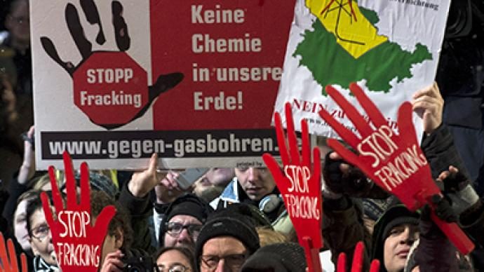 Germany may ban fracking over environmental concerns