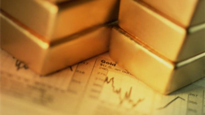 Gold adds sheen to the shine in difficult times