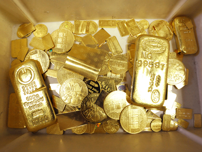 Gold auction means shortage for Russia State reserves