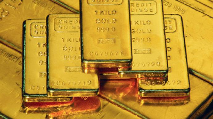 Gold may remain a very attractive asset in 2012