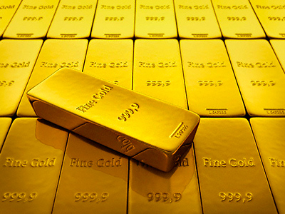 The rise of gold