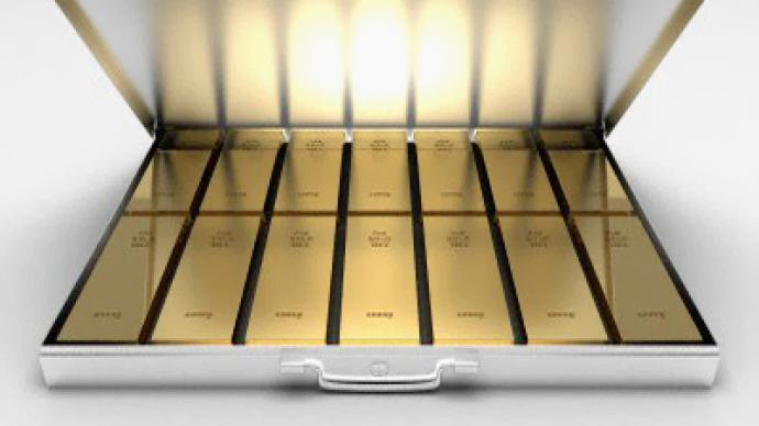 Gold resumes ascent as instability gives markets a wobble