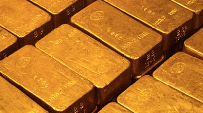 Gold surges to new highs as equities dive
