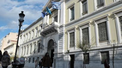 Greek finance minister trumpets recovery in 2014