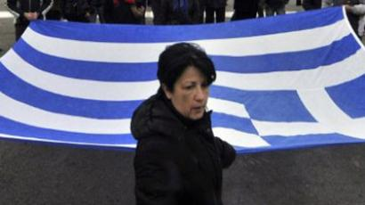 Greek pain to stay despite rescue package