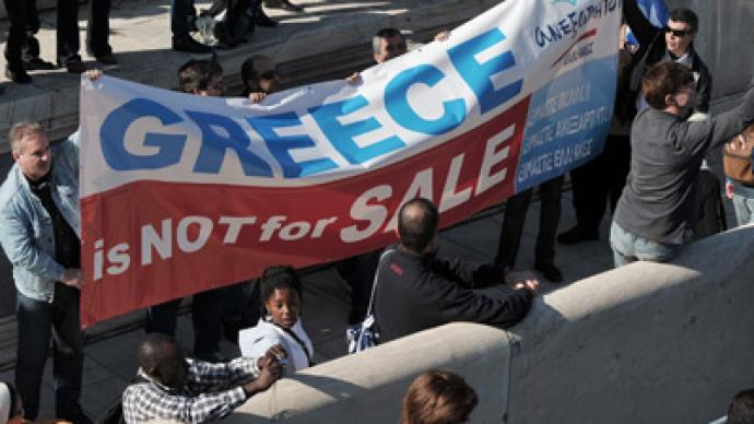 Greece on the brink of default despite approved austerity