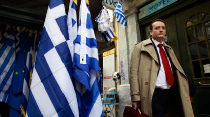 Euro-outsider: Greece debt unwanted