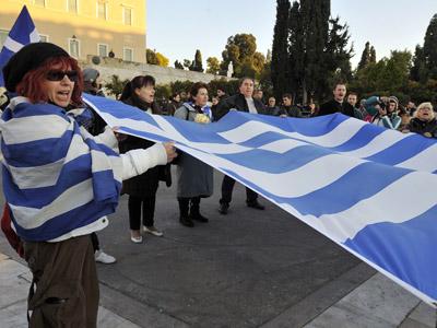 Troika renews fears on Greece's failure