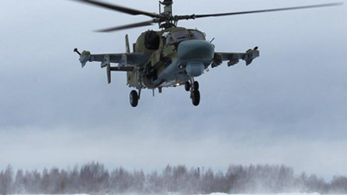 Russian Helicopters IPO to lift off on $500 million investor exposure