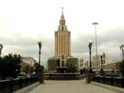 Hilton Hotels move into Moscow's symbolic Stalin skyscraper