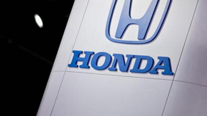 Honda cuts profit outlook due to China-Japan island dispute