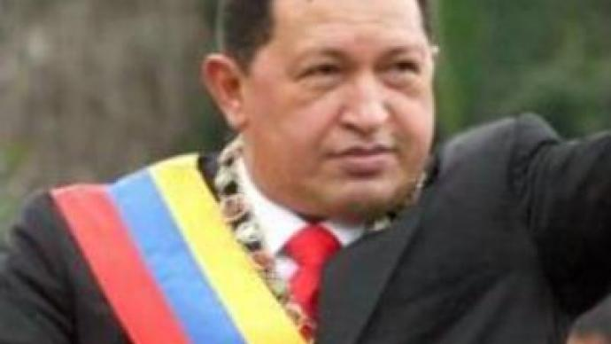Hugo Chavez announces exit from World Bank and IMF