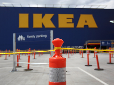 Ikea sells trademark for 9bln euro