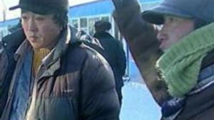 Illegal Chinese migrants expelled from Russian Far East