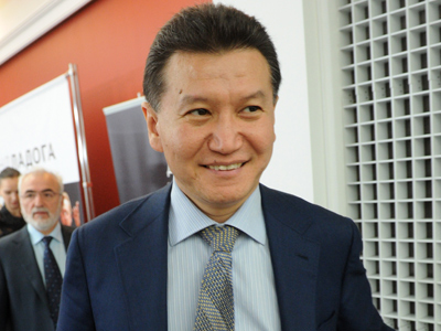 FIDE chief and Ashmore Group set up a joint fund