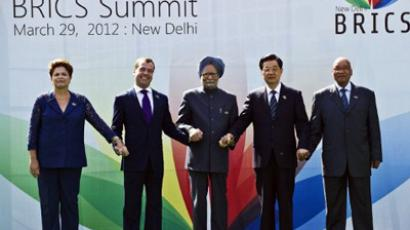 IMF: Who will share with BRICS?