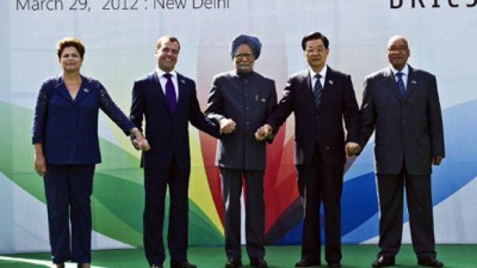 BRICS: No rights - no cash