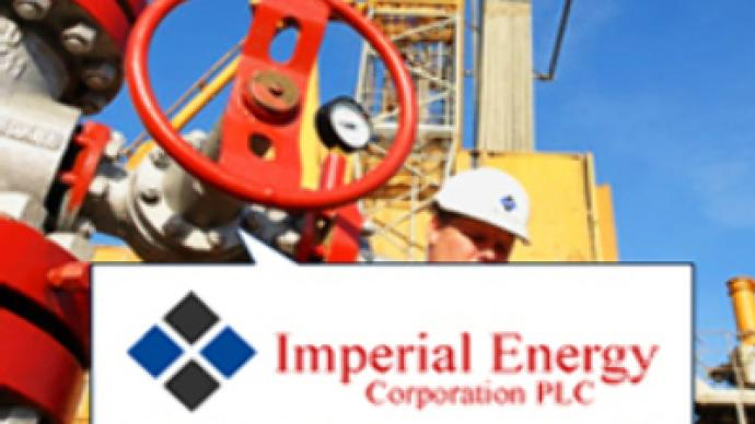 Imperial Energy shares jump on buyout offer