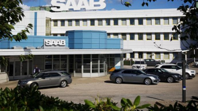SAAB saved by Asian investors