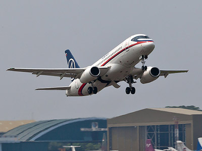 Indonesia reluctant to buy Sukhoi's SuperJets