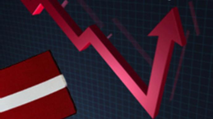 Inflation in Latvia hits record 17.9%