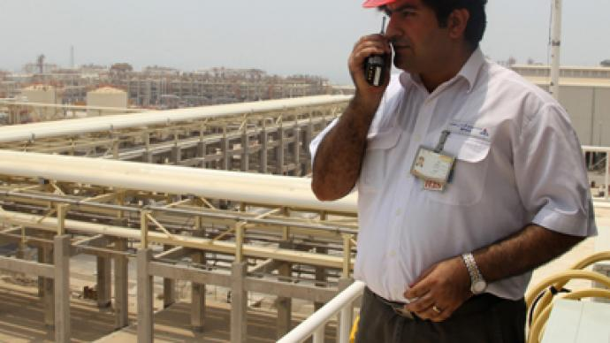 Sanctions cost Iran $40bn in 2012, oil production contracts