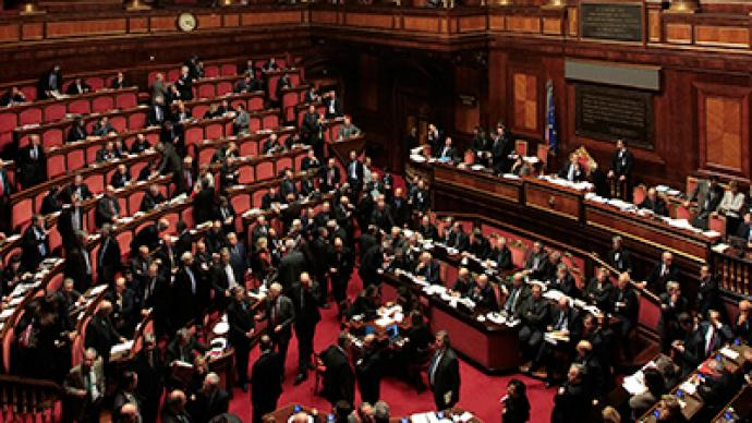 Italian Senate approves EU fiscal pact
