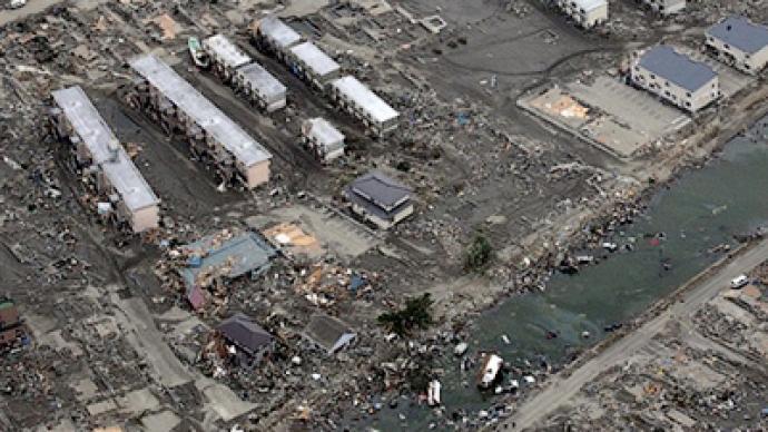 The earthquake tsunami impact and global markets