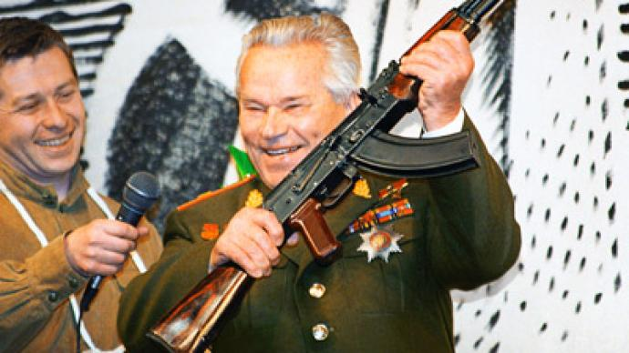 Kalashnikov maker Izhmash plans new assault