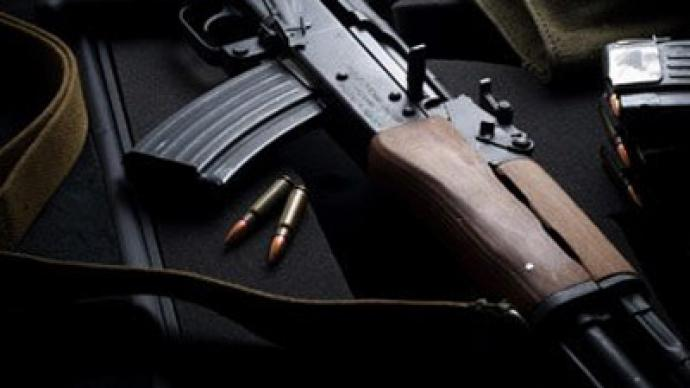 American enthusiasts boost sales of Kalashnikov rifles