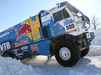 Kamaz posts FY 2010 Net loss of 742 million roubles