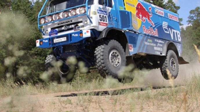 Kamaz looks at link up with Belarus competitor