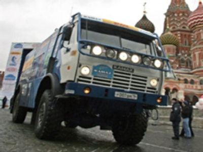 Kamaz sees Net Profit up 90% FY 2007