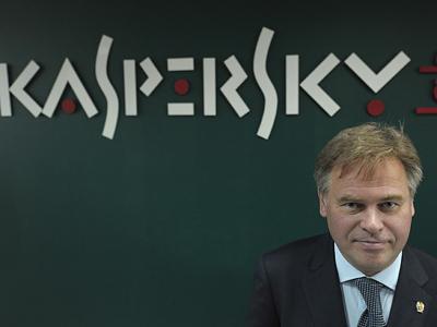 Kaspersky Software stands the Arab Spring
