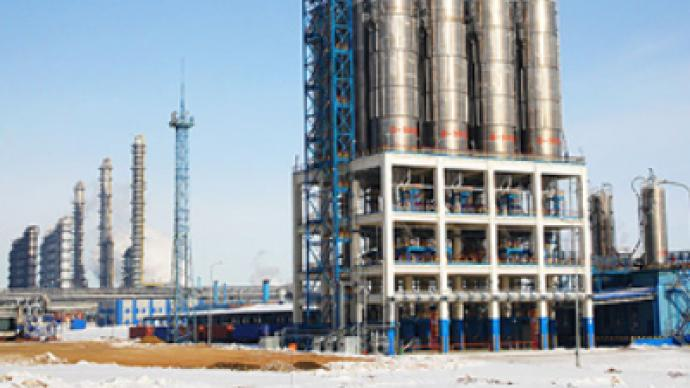 Kazanorgsintez posts FY 2009 net loss of 2.09 billion roubles