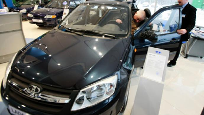 Cut-price Russian car the Lada Granta to go on sale in struggling European market