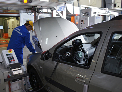 Nissan-Renault to take Avtovaz driving seat