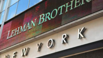 Russia's year in the wake of Lehman Brothers