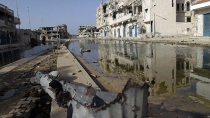 Libyan economy hit by civil war