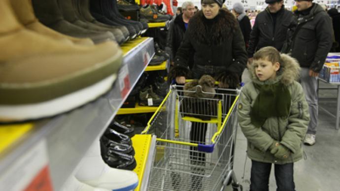 Bank loans fuel Russian spending growth