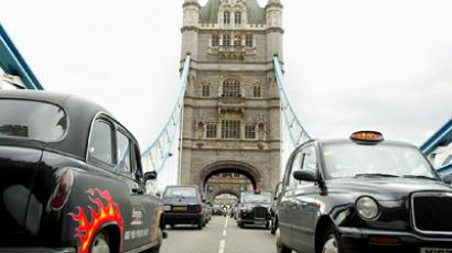 China's Geely buys maker of London black cabs