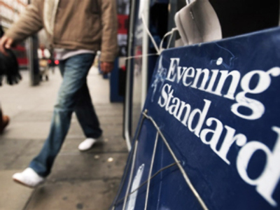 London Evening standard bought by Alexander Lebedev