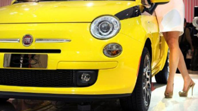 Fiat looking for quick decision on Russian plant sites