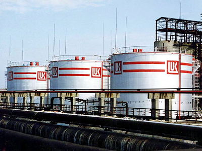 Lukoil, oil and the Russian production environment