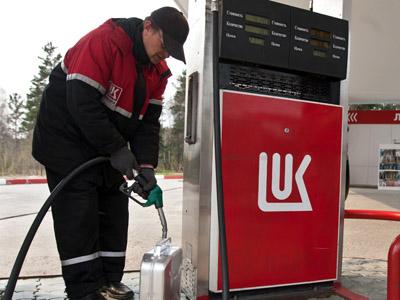 Russia's LUKOIL starts Iraq drilling