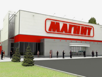 Magnit posts 1Q 2009 Net profit of 1.8 billion Roubles