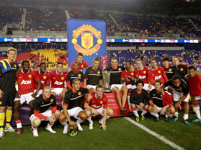 Manchester United to go public in New York
